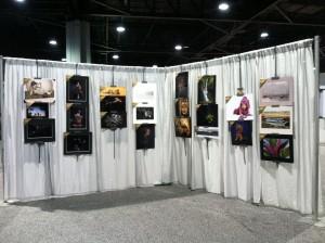 The Print Exhibit at IUSA 2013