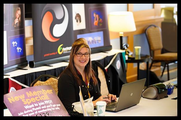 This is Kristin - call her to volunteer - she will hook you up! ©Tom Welsh Photography